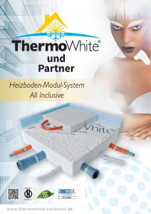 Produktbroschüre ThermoWhite Heizboden All Inclusive